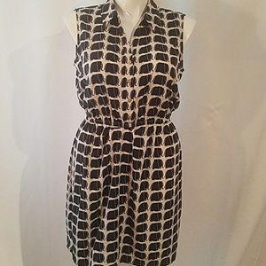 Alfani  sleeveless dress